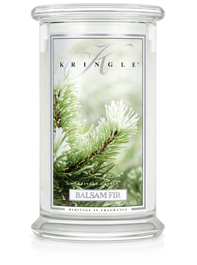 Teplé a drevité vône Kringle Candle