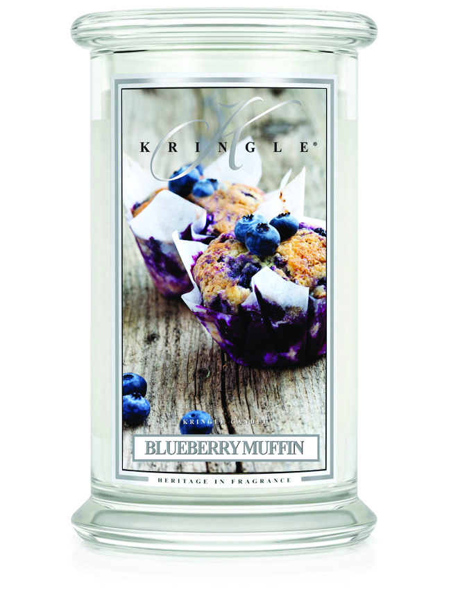 Gurmánske vône Kringle Candle