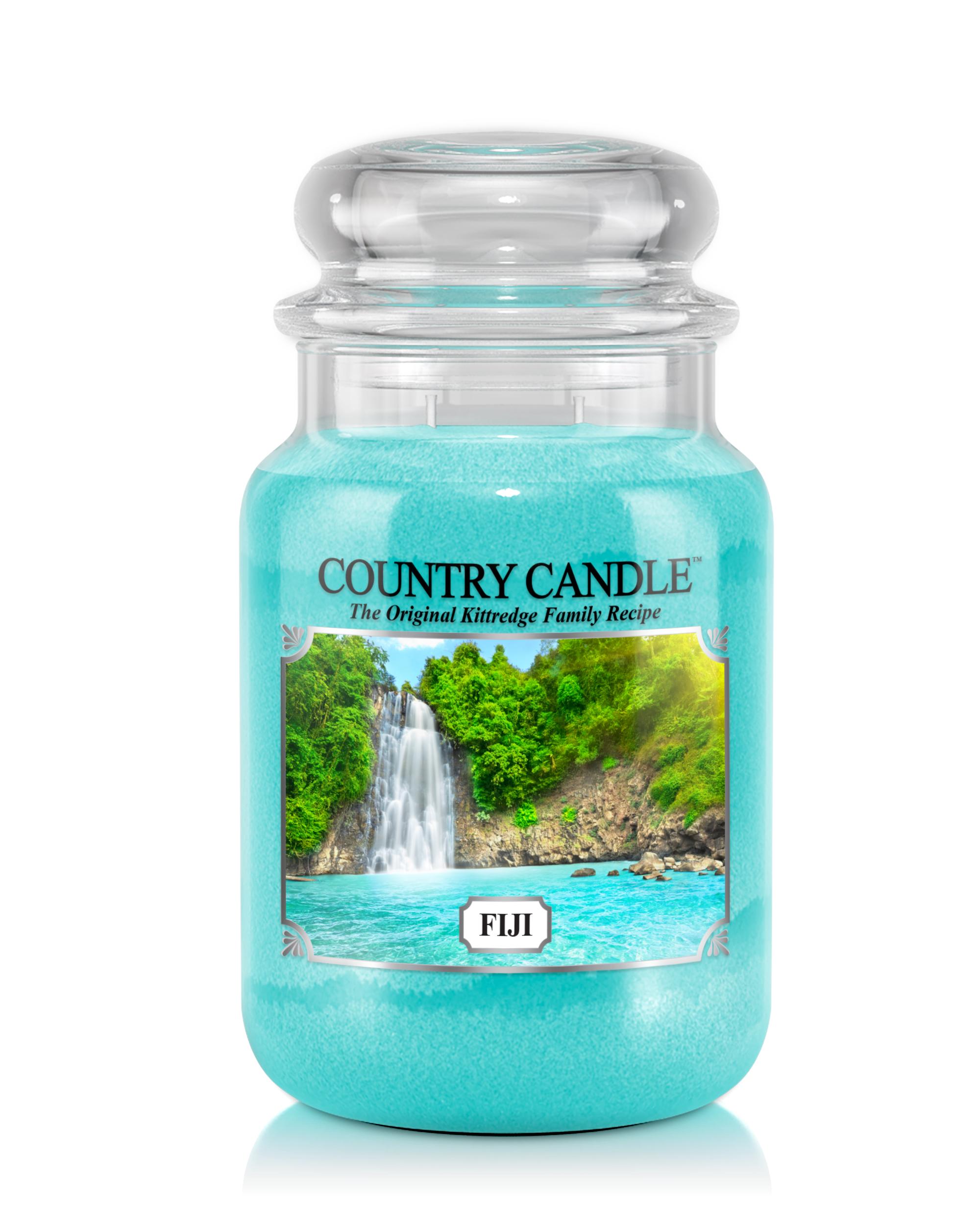 Svieže a ľahké vône Country Candle