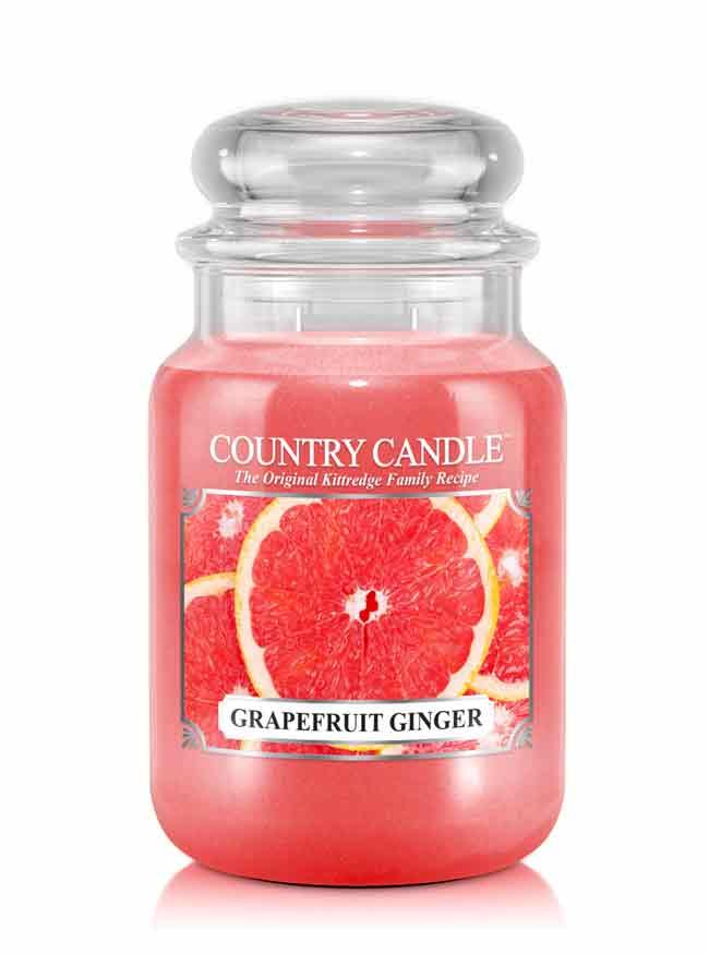 Veľké 2-knôtové sviečky Country Candle 652g