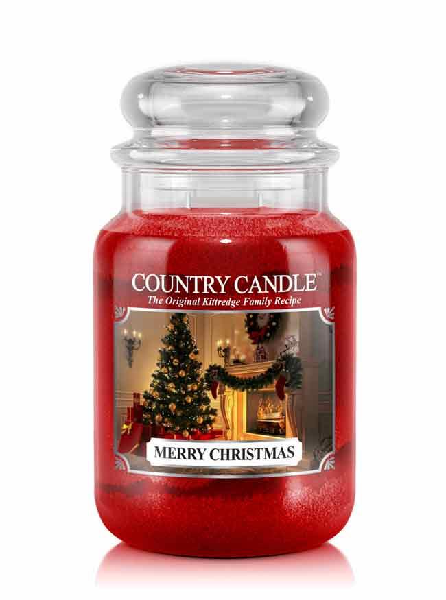 Sviatočné vône Country Candle