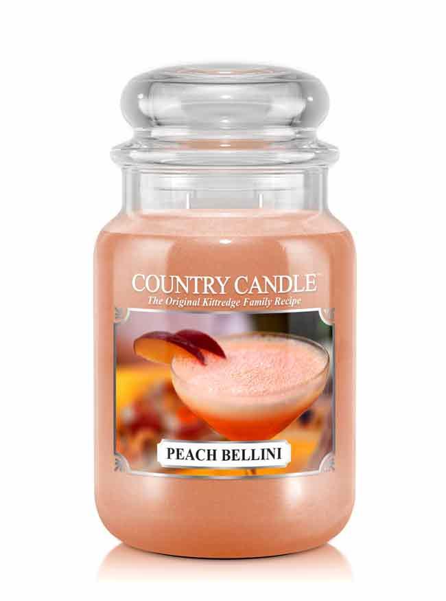 "Kokteil ""Peach Bellini"""