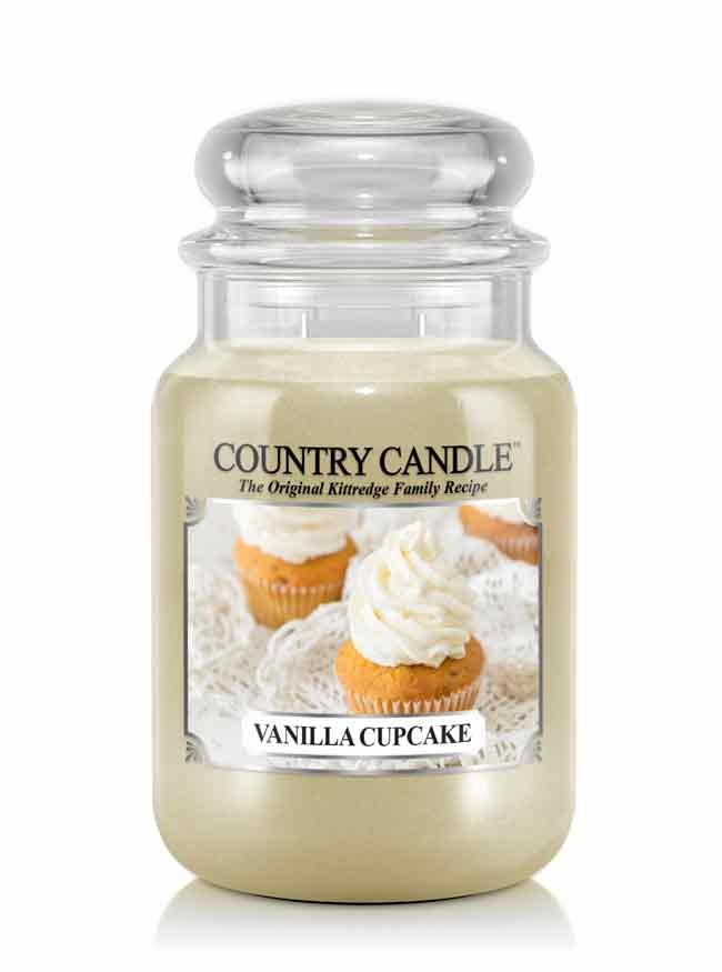 Vanilkový cupcake