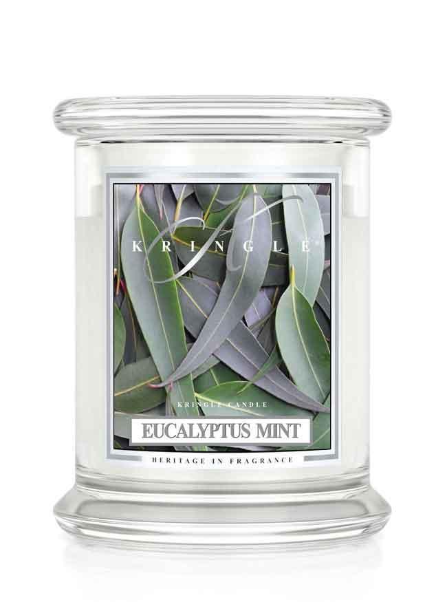 Eukalyptus a mäta