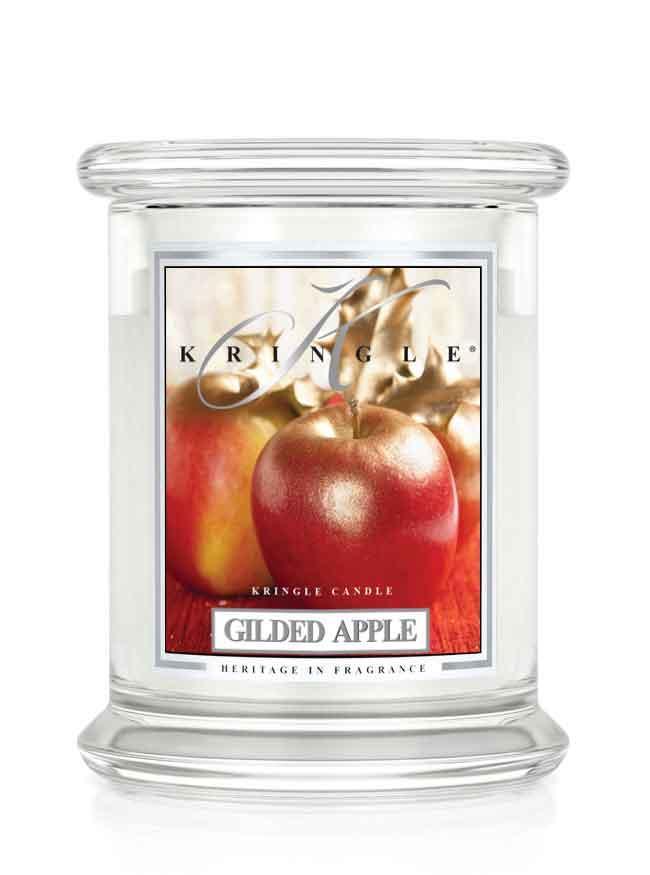 Pozlátené jablko