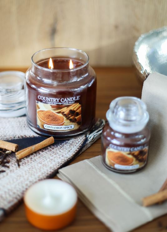 škorica country candle