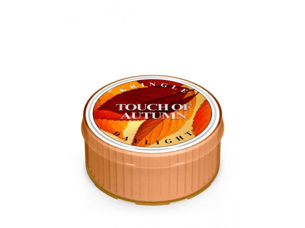 Kringle Candle Touch of Autumn vonná sviečka (35 g)