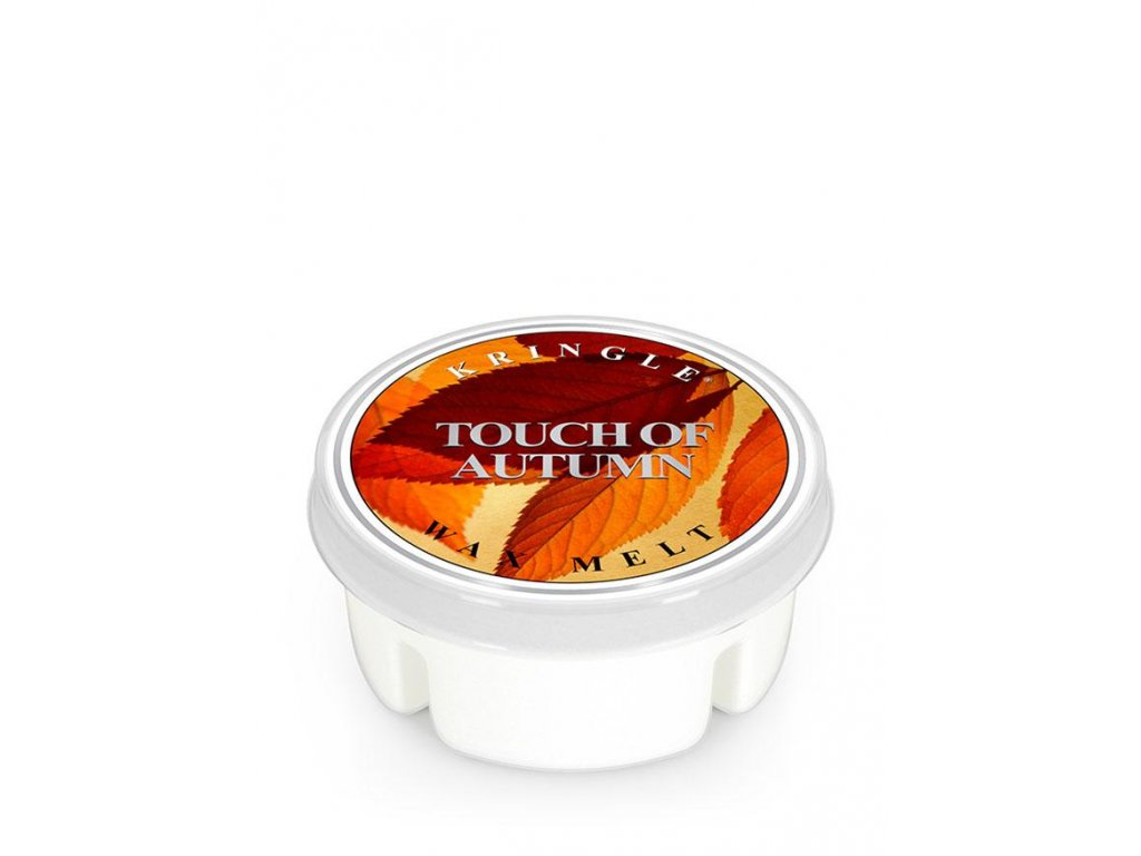 Kringle Candle Touch of Autumn vonný vosk (35 g)