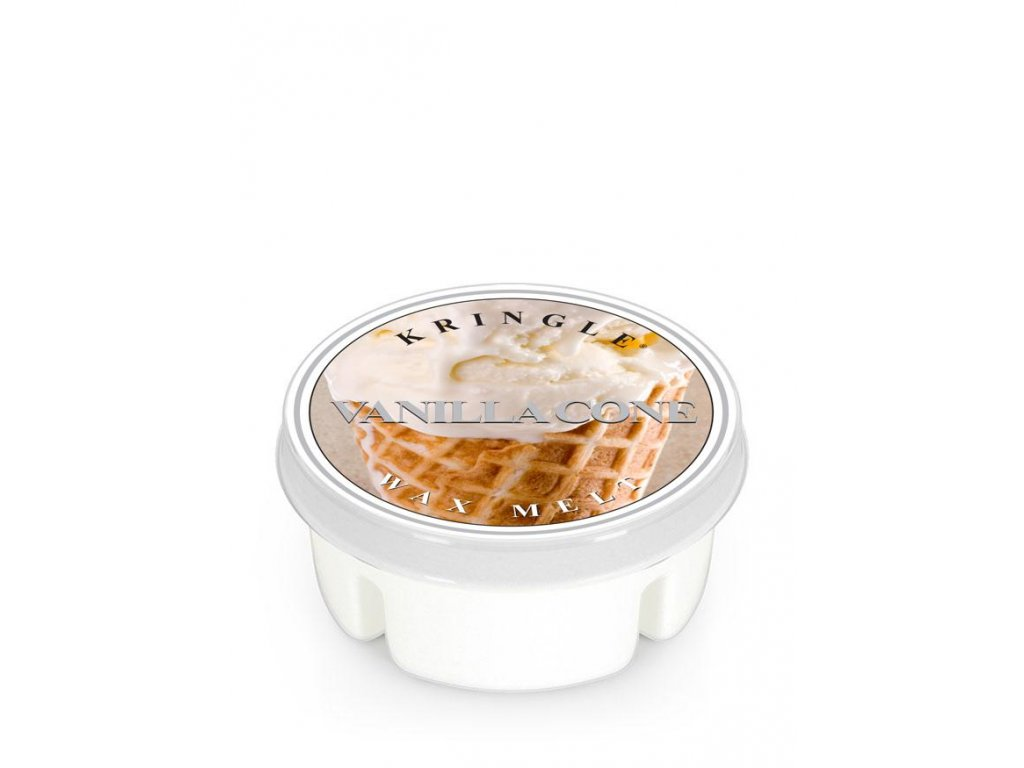 Kringle Candle Vanilla Cone vonný vosk (35 g)