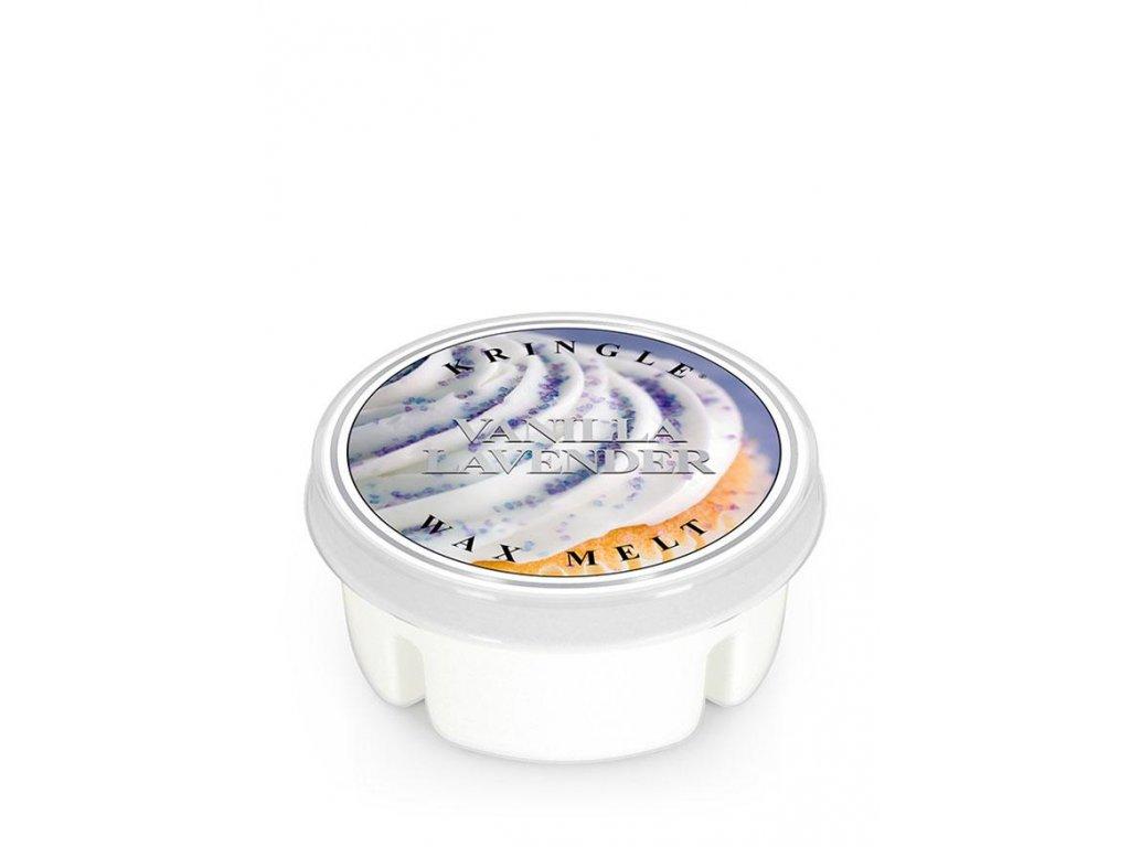 Kringle Candle Vanilla Lavender vonný vosk (35 g)