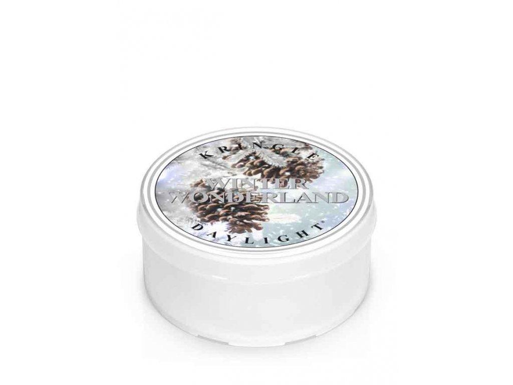 Kringle Candle Winter Wonderland vonná sviečka (35 g)