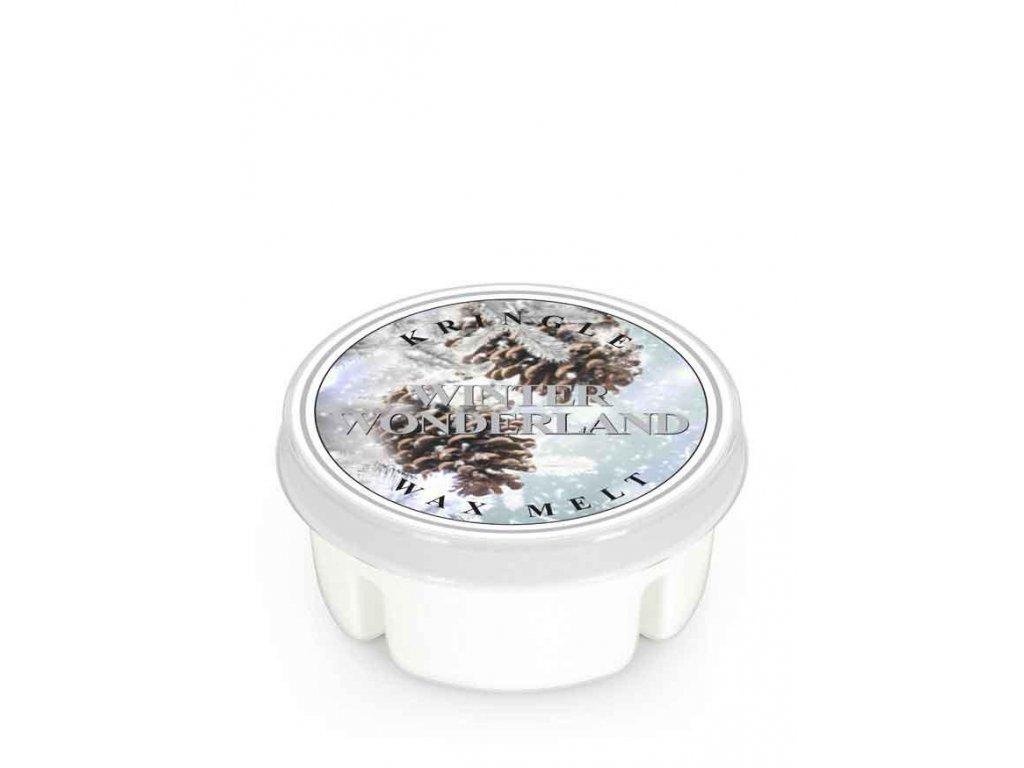 Kringle Candle Winter Wonderland vonný vosk (35 g)