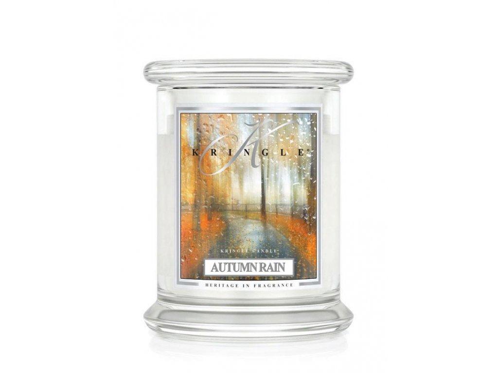 Vonná sviečka jesenná vôňa