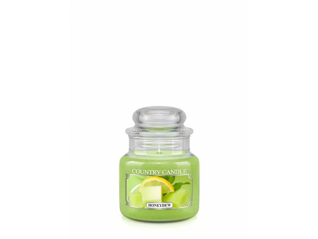 COUNTRY CANDLE Honeydew vonná sviečka mini 1-knôtová (104 g)