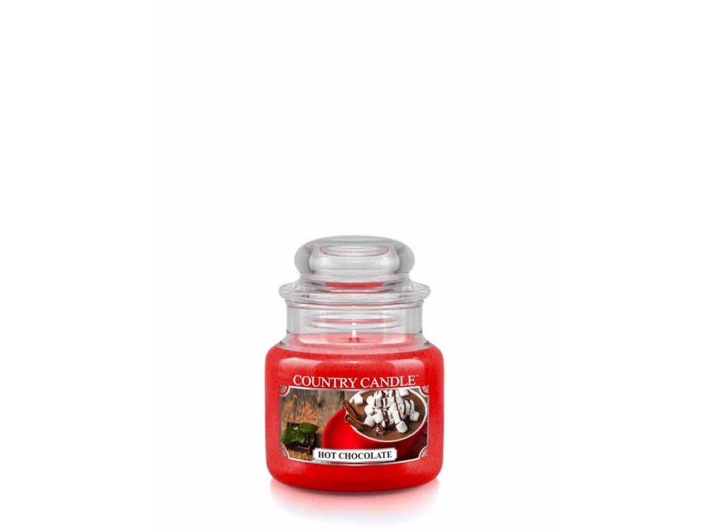 COUNTRY CANDLE Hot Chocolate vonná sviečka mini 1-knôtová (104 g)
