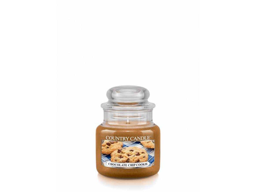 COUNTRY CANDLE Chocolate Chip Cookie vonná sviečka mini 1-knôtová (104 g)