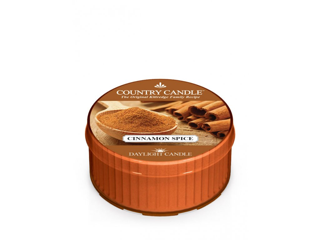 COUNTRY CANDLE Cinnamon Spice vonná sviečka (35 g)