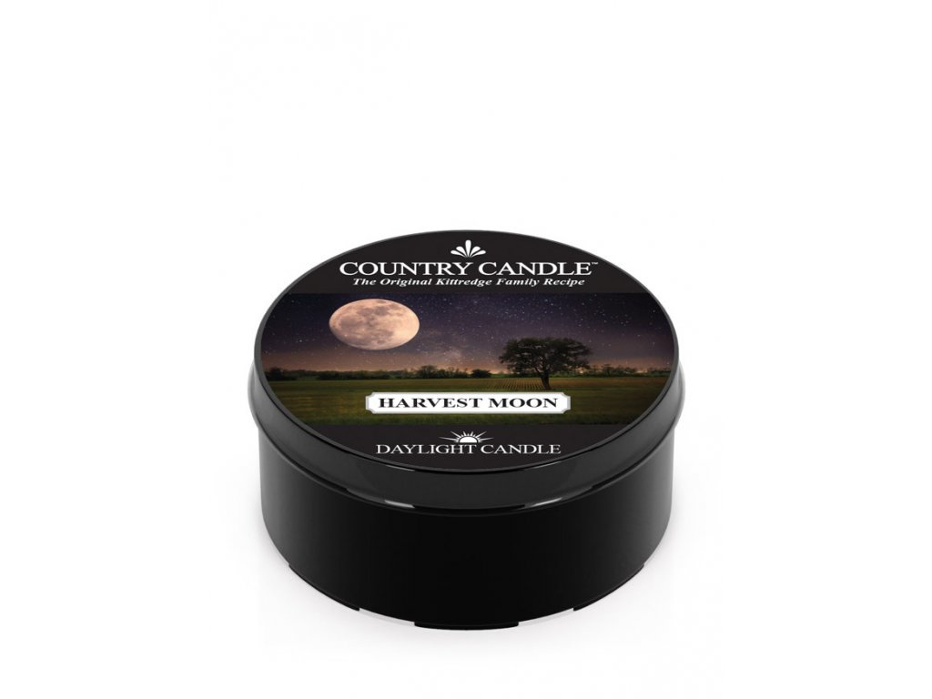 COUNTRY CANDLE Harvest Moon vonná sviečka (35 g)