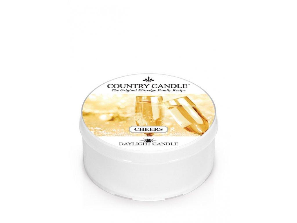 COUNTRY CANDLE Cheers vonná sviečka (35 g)