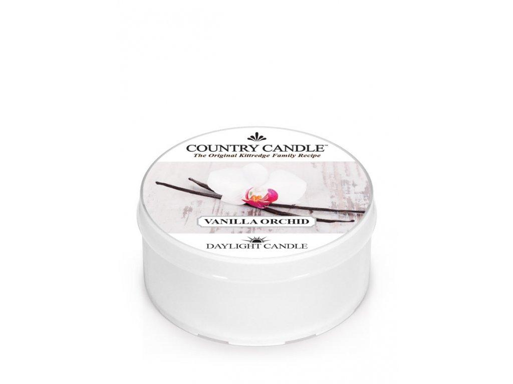 COUNTRY CANDLE Vanilla Orchid vonná sviečka (35 g)