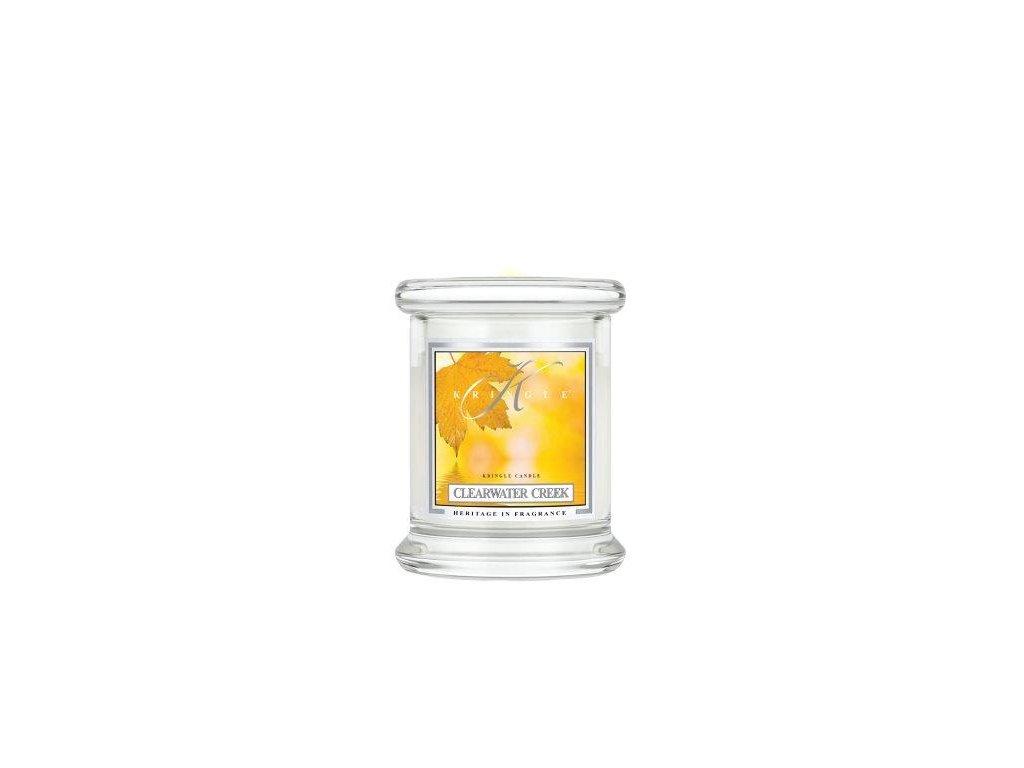 Kringle Candle Clearwater Creek vonná sviečka mini 1-knôtová (127 g)