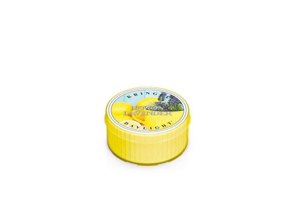 Kringle Candle Lemon Lavender vonná sviečka (35 g)