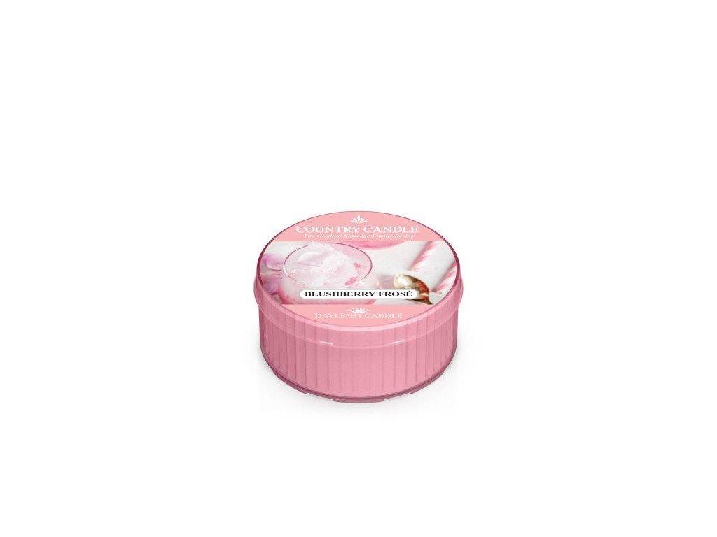 COUNTRY CANDLE Blushberry Frose vonná sviečka (35 g)
