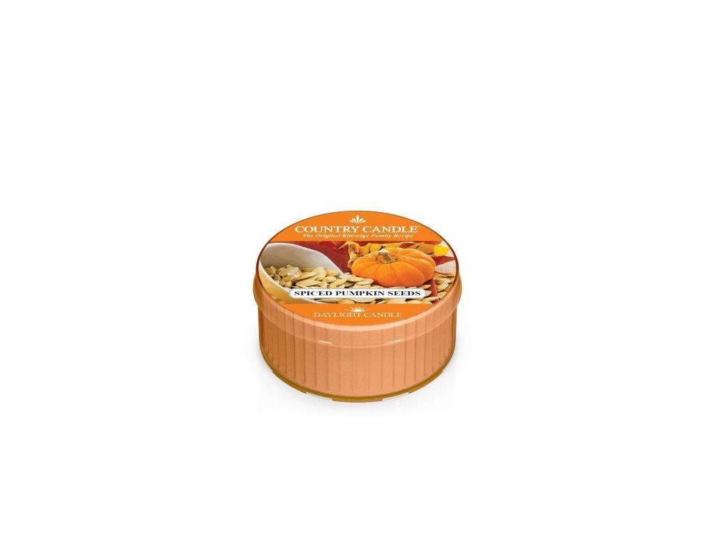 COUNTRY CANDLE Spiced Pumpkin Seeds vonná sviečka (35 g)