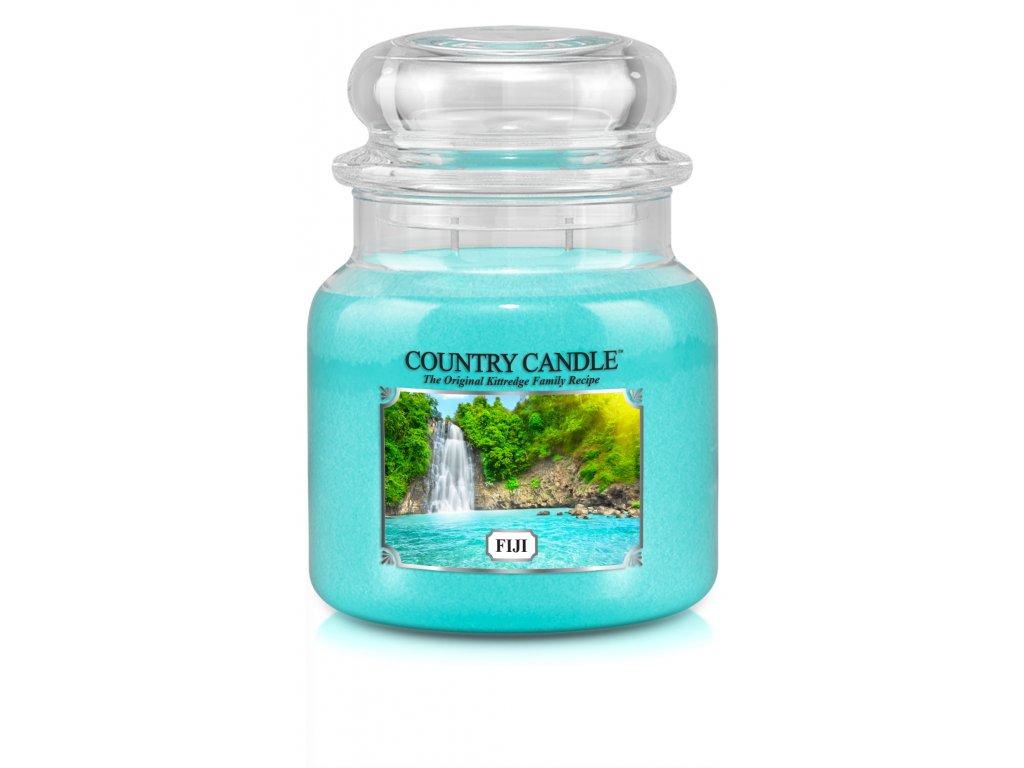 Country Candle medium jar fiji