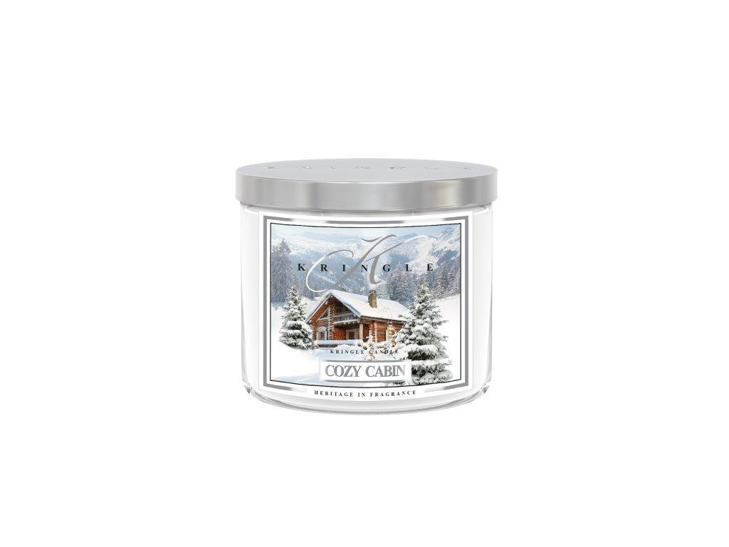 Kringle Candle Tumbler cozy cabin