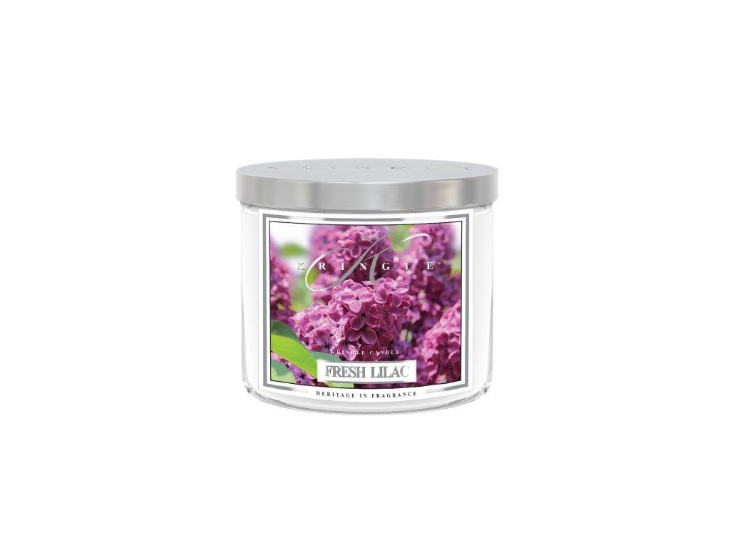 Kringle Candle Tumbler fresh lilac