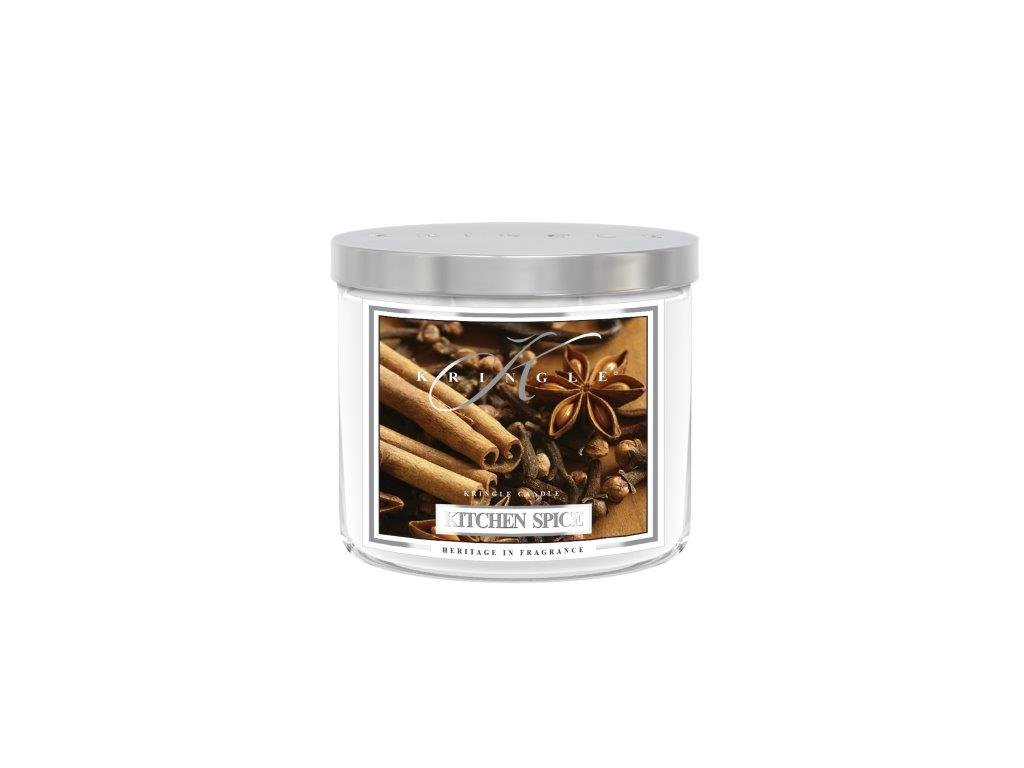 Kringle Candle Tumbler kitchen spice