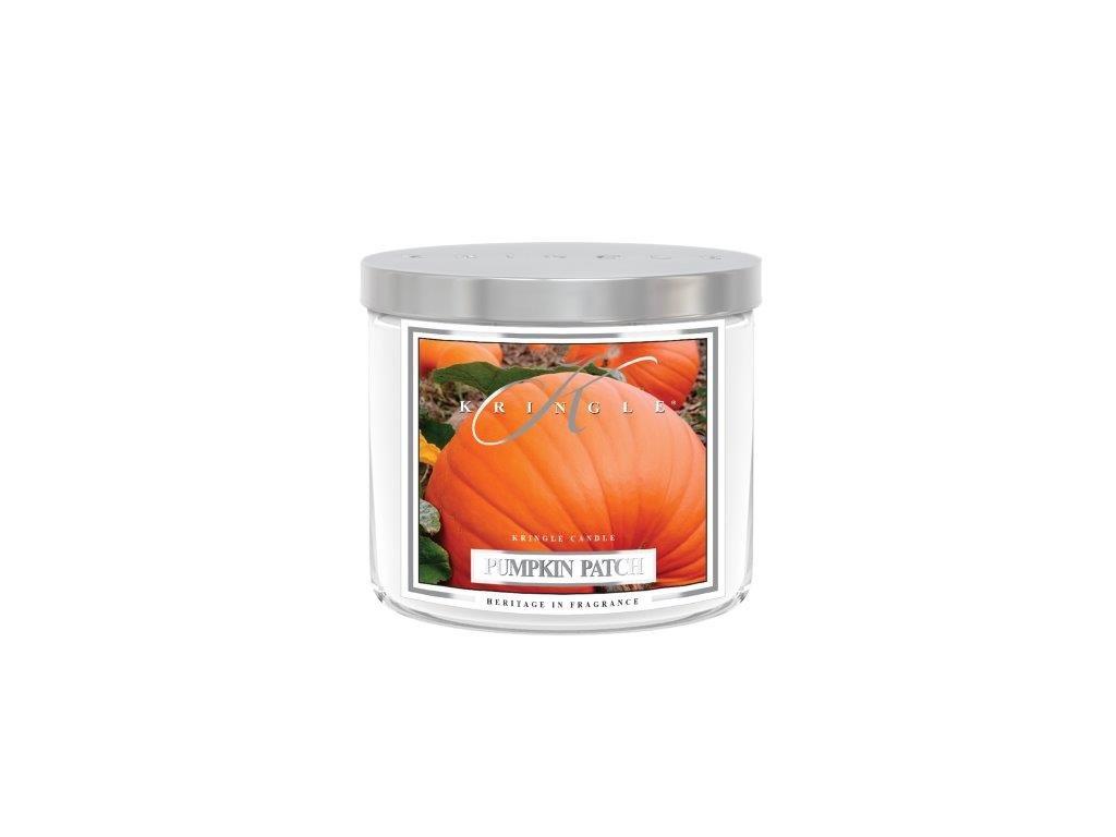 Kringle Candle Tumbler pumpkin patch