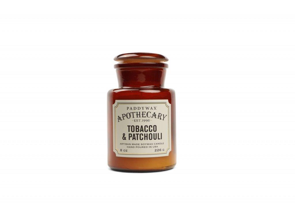 Paddywax Apothecary Tobacco Patchouli 8oz