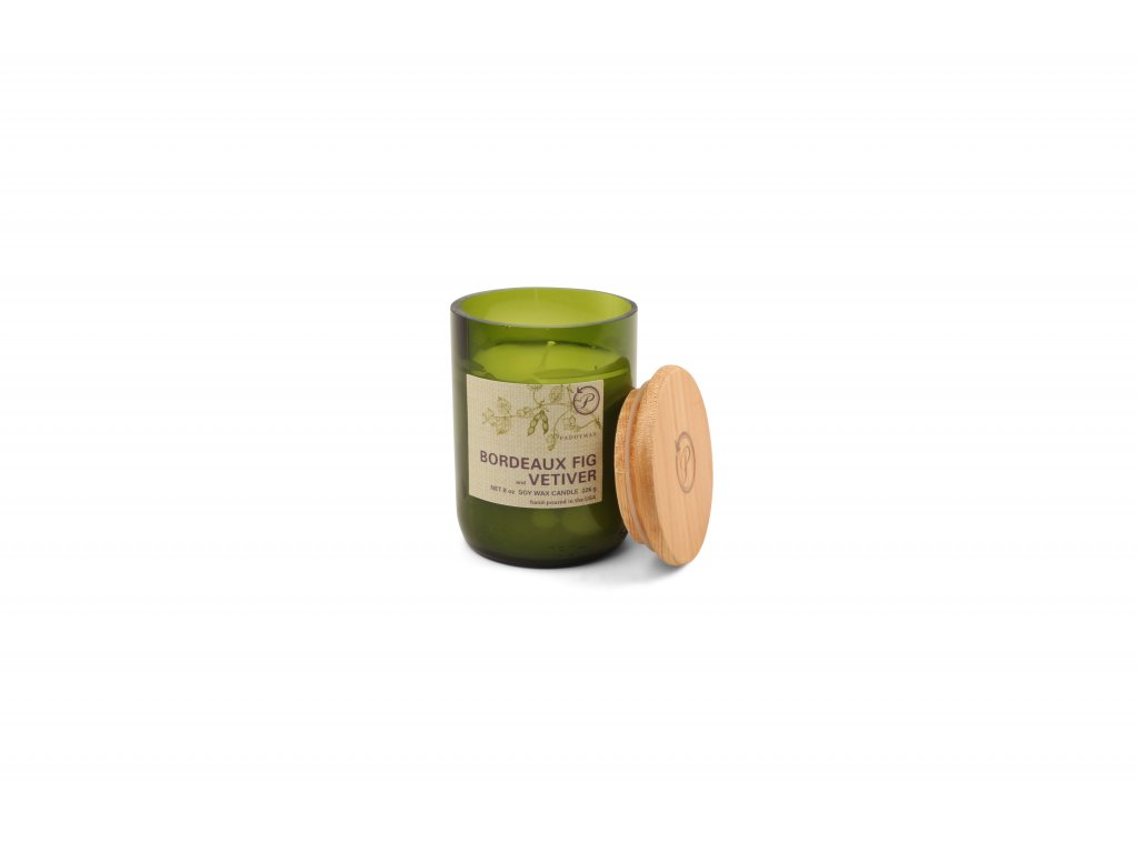 Paddywax ECO GREEN Bordeaux fig Vetiver