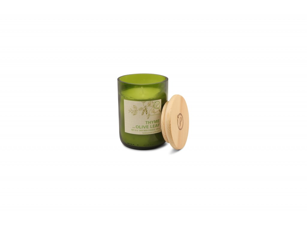 Paddywax ECO GREEN Thyme Olive Leaf
