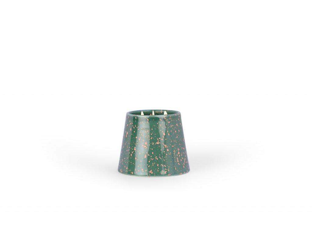 Paddywax Confetti green 396g
