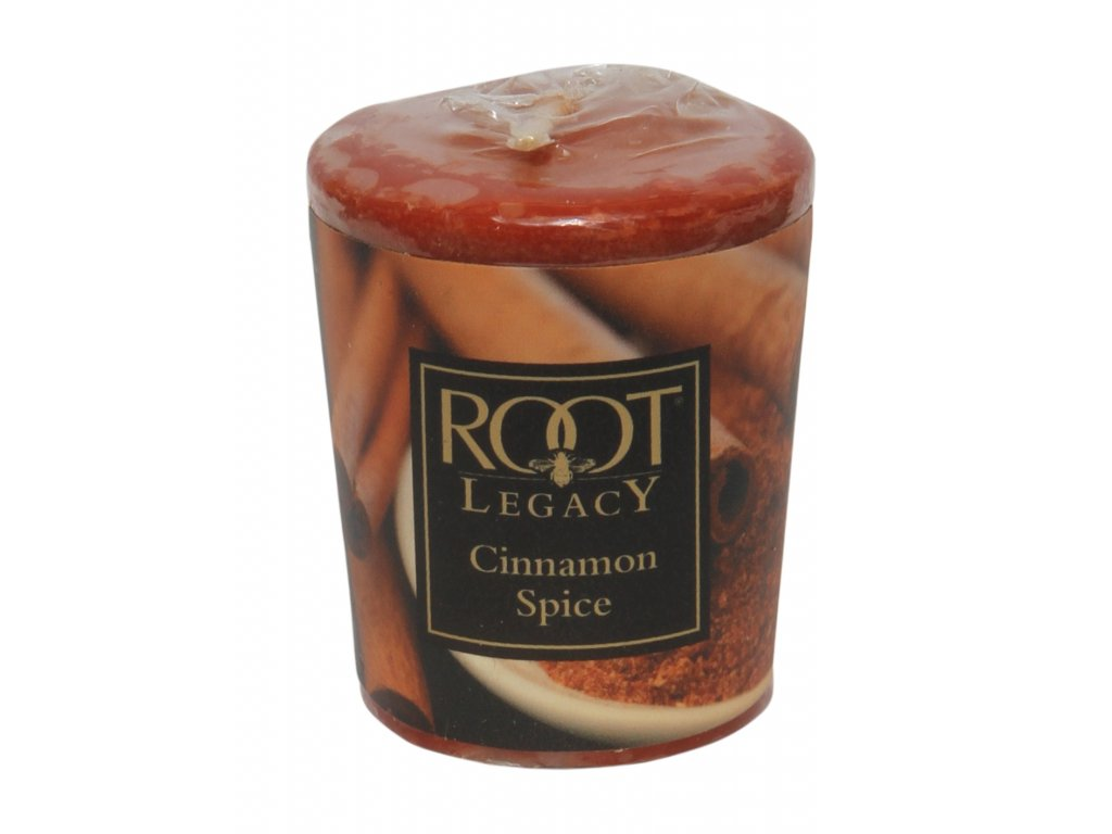 ROOT CANDLES Votivo Cinnamon Spice