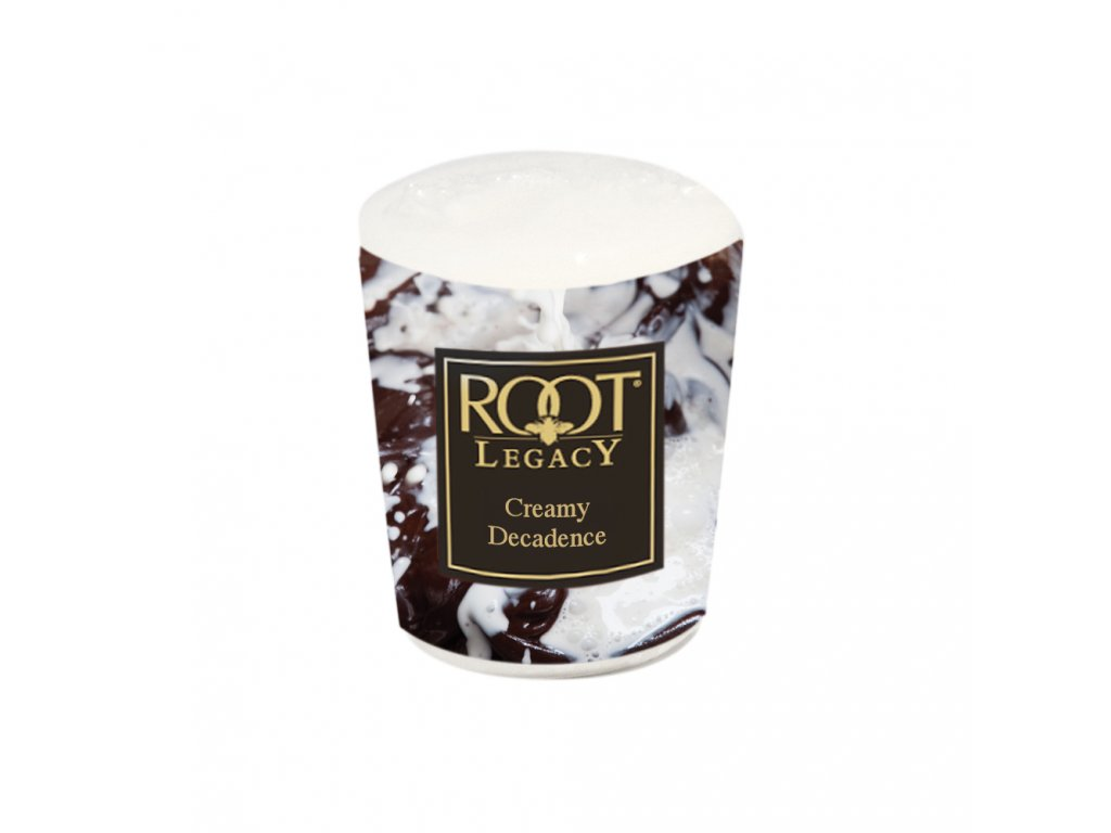 ROOT CANDLES Votivo Creamy Decadence
