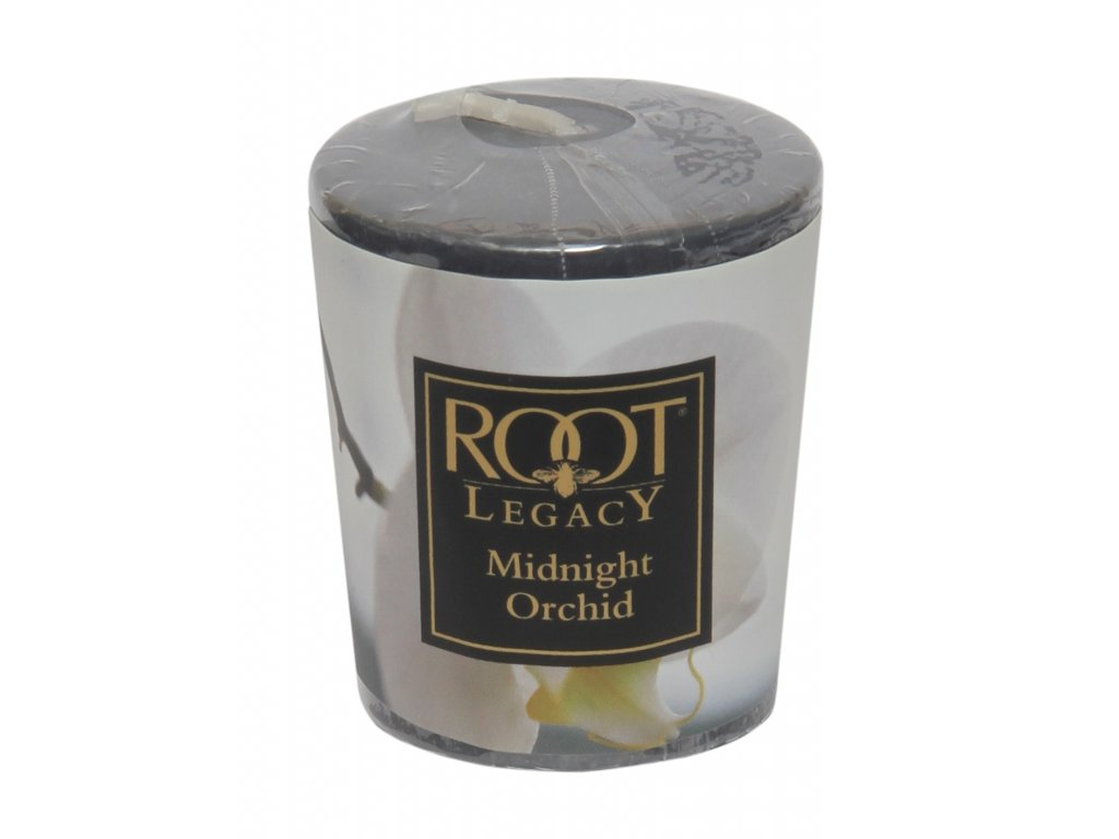 ROOT CANDLES Votivo Midnight Orchid