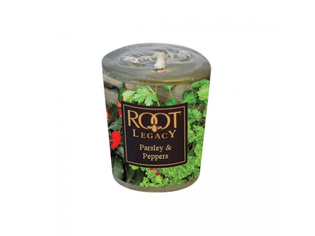 ROOT CANDLES Votivo Parsley & Peppers