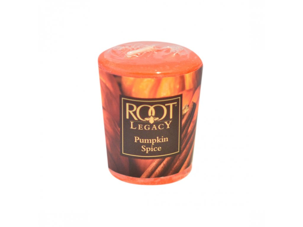 ROOT CANDLES Votivo Pumpkin Spice