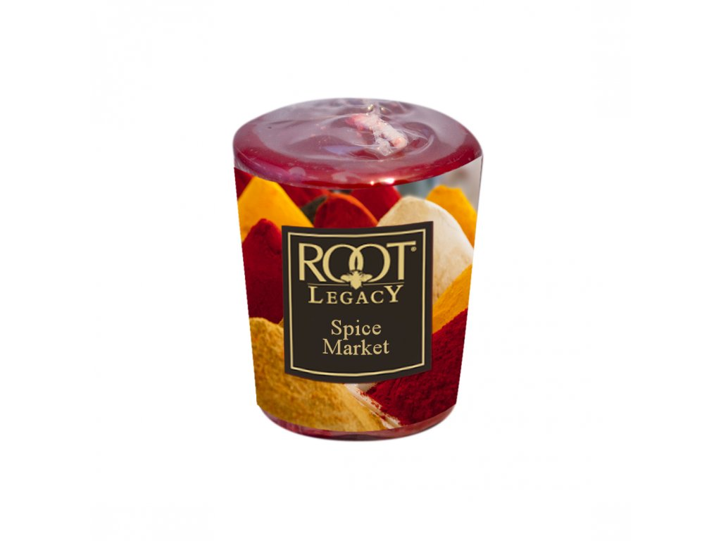 ROOT CANDLES Votivo Spice Market
