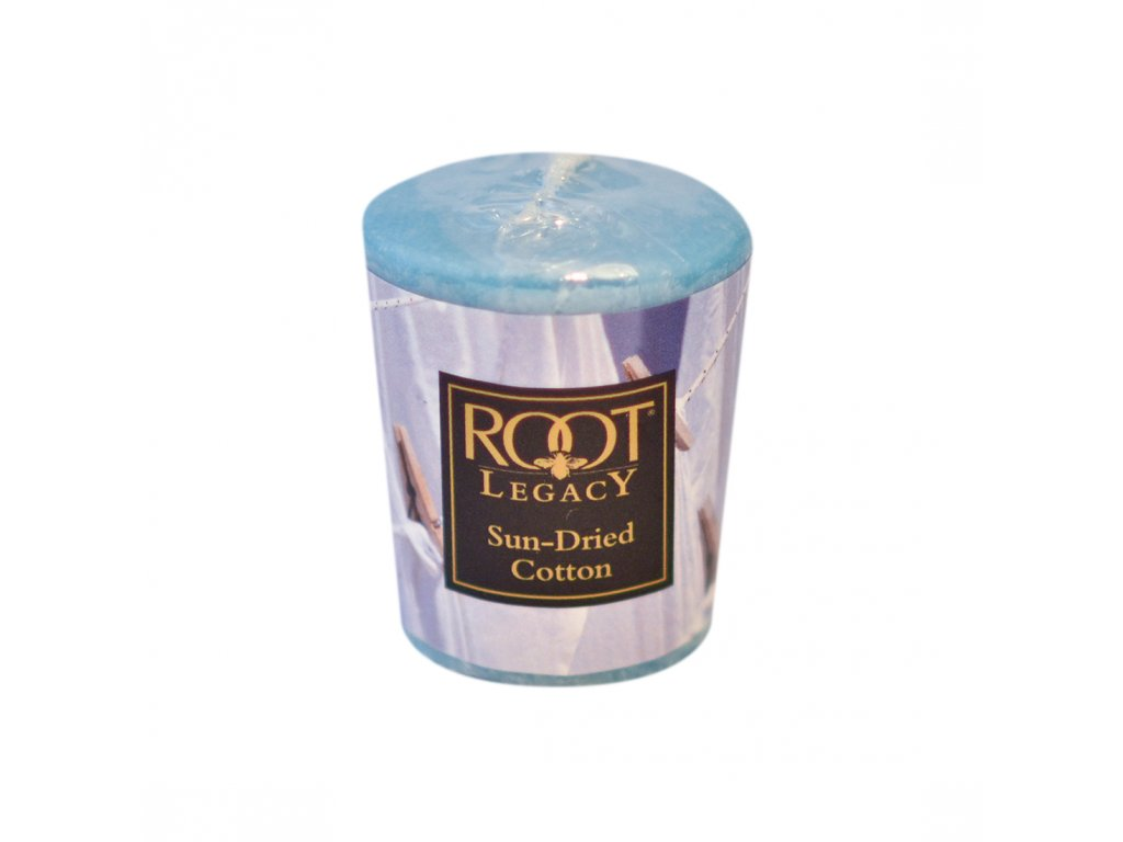 ROOT CANDLES Votivo Sun Dried Cotton