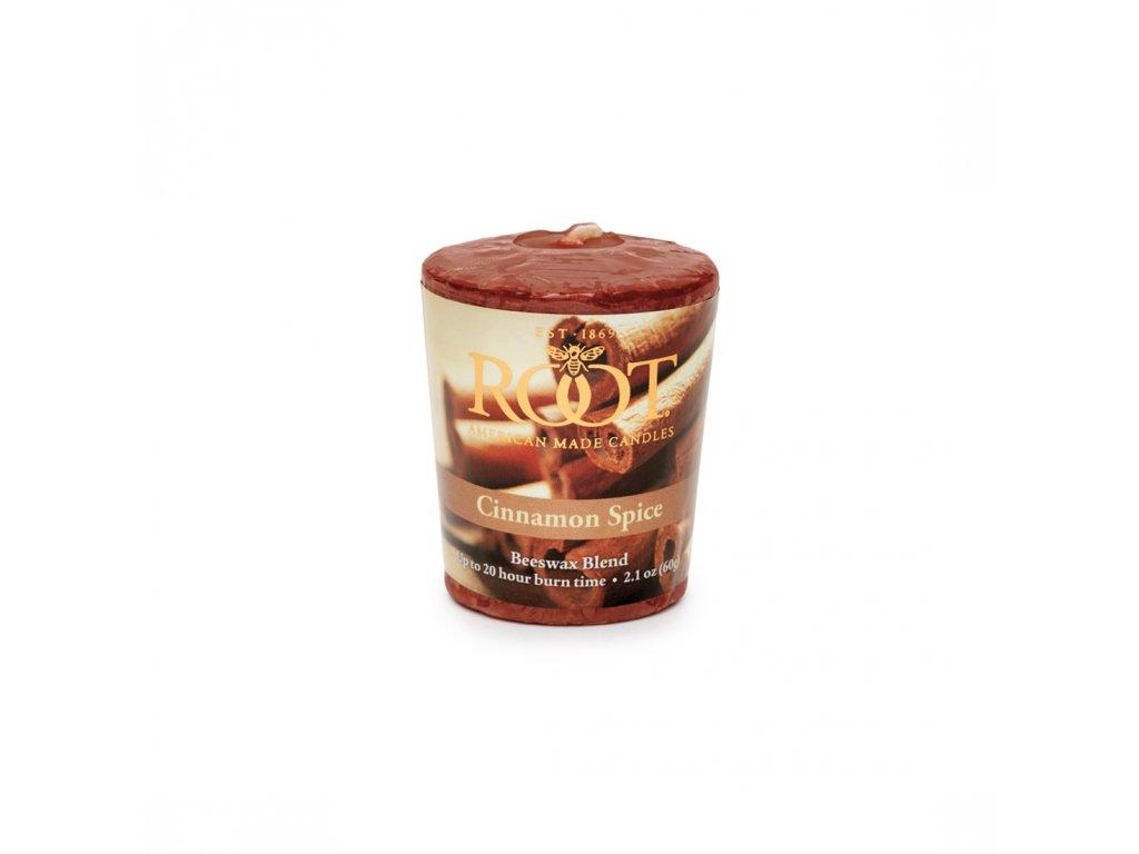 ROOT CANDLES Votivo Cinnamon Spice