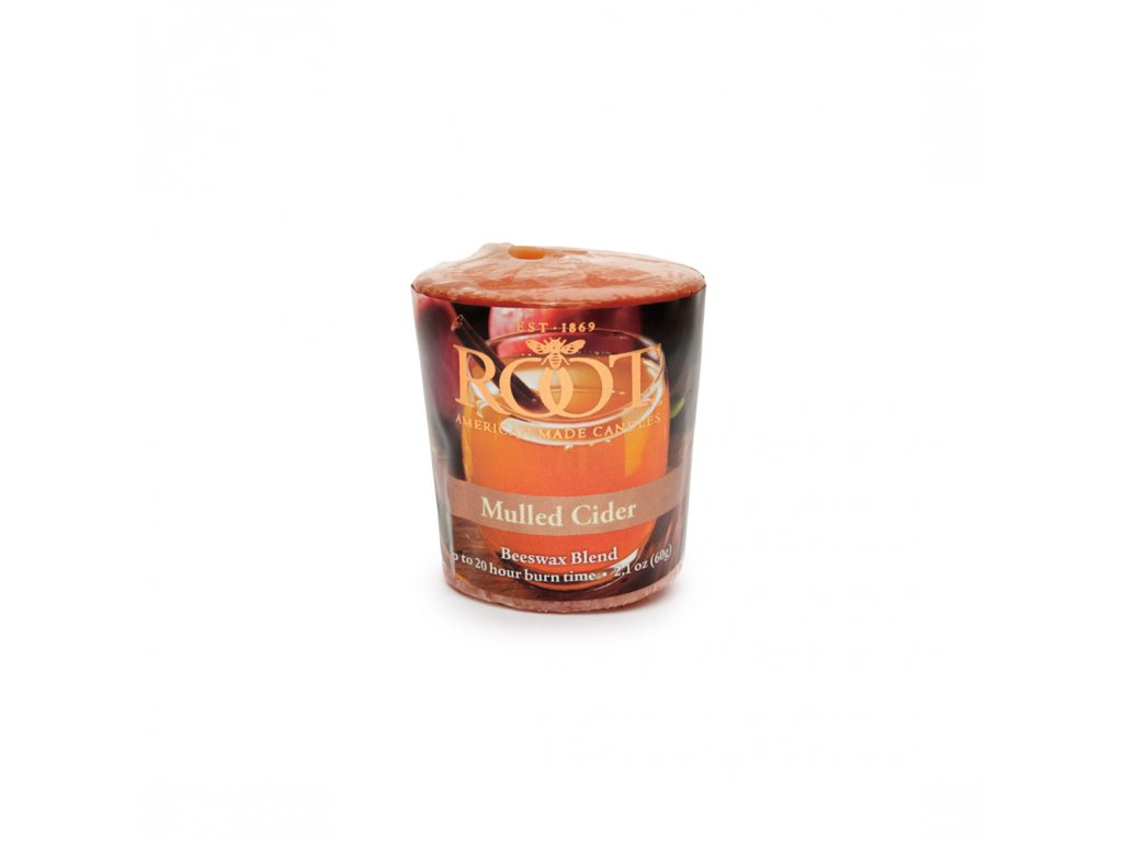 ROOT CANDLES Votivo Mulled Cider