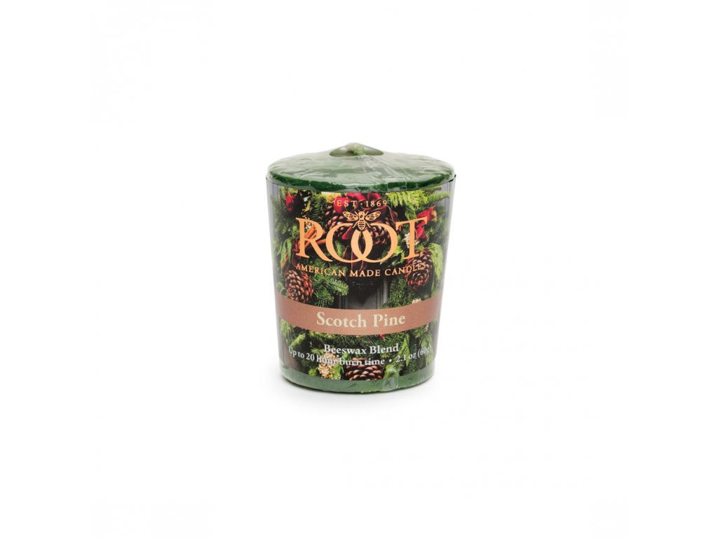ROOT CANDLES Votivo Scotch Pine