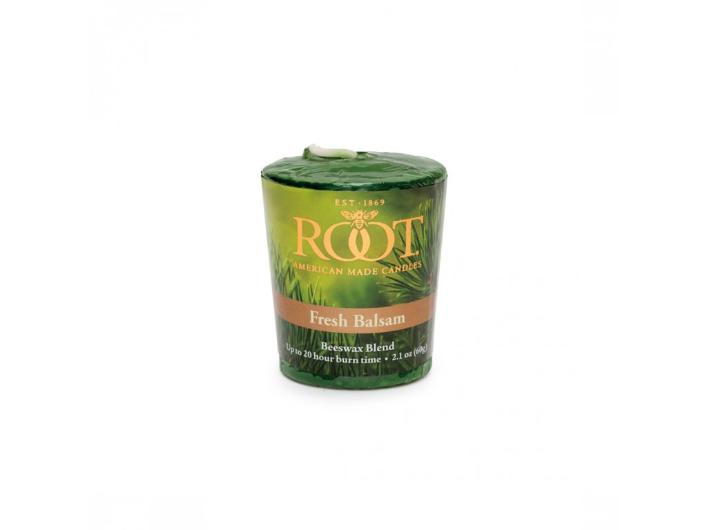 ROOT CANDLES Votivo Fresh Balsam