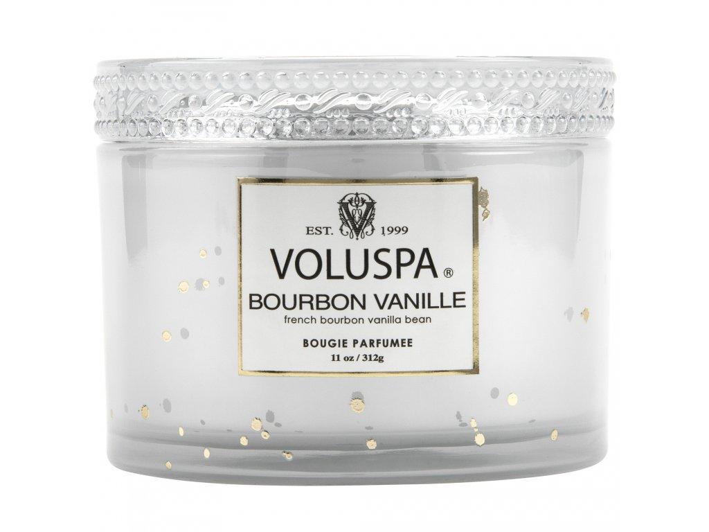 Voluspa Vermeil Voluspa Bourbon Vanille 11 oz vonná sviečka bez krabičky