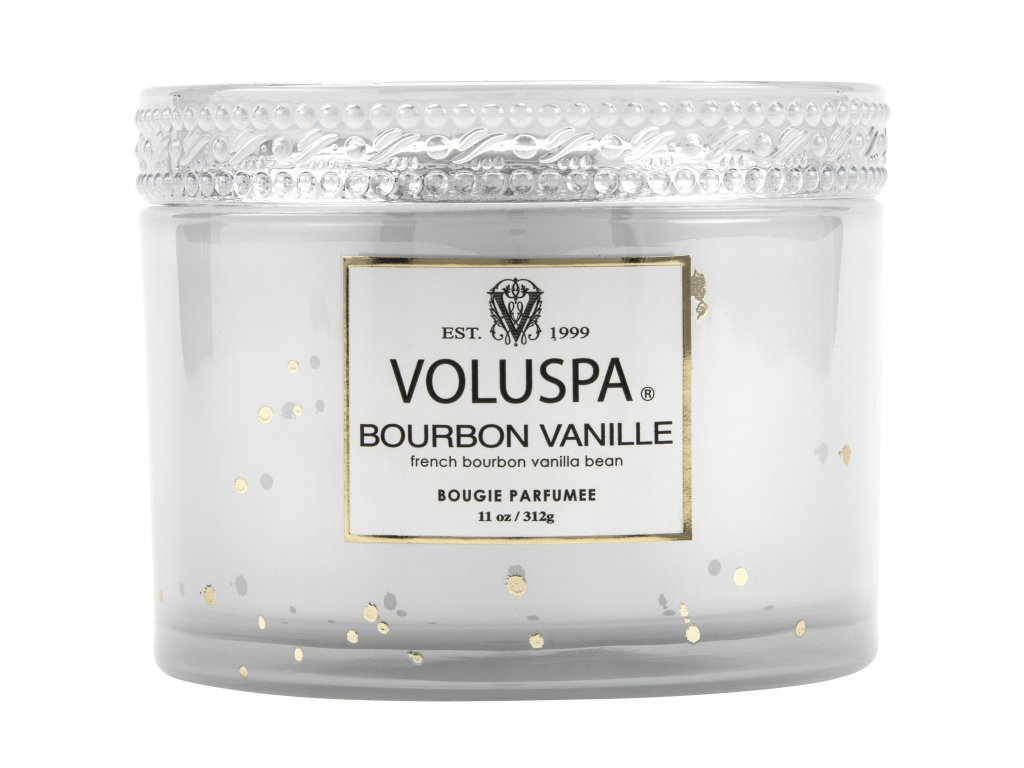 Voluspa Vermeil Voluspa Bourbon Vanille 11 oz vonná sviečka